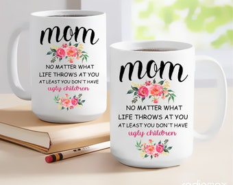 mom christmas gift funny gift for mom mother gift from daughter mom gift