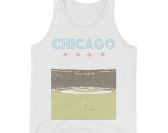 Chicago Baseball Mens Tank Top