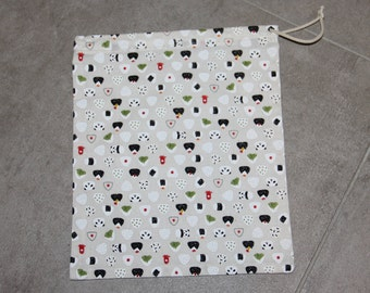 Japanese cloth pouch