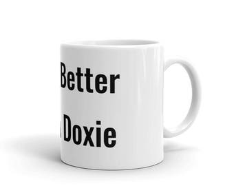 Life With A Doxie Mug