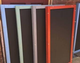 Outdoor / garden chalkboard 4ft x 2ft