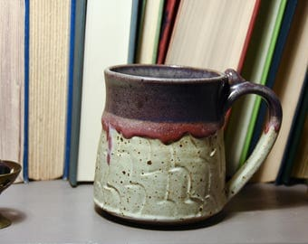 Handmade Ceramic Coffee or Tea Mug