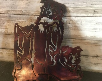 Puppies and Boots Wall Art