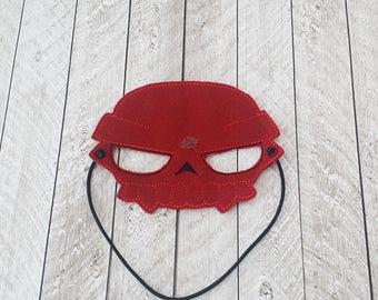 Skull Masks, Red, Comic Books, Villain, Comics, Comic