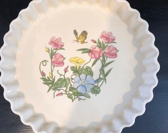 Vintage Treause Craft Pie dish