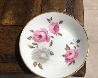 Royal Worcester Fine Bone China Decorative Plate