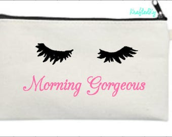 Morning Gorgeous Cosmetic Bag