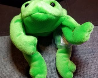 LEGS the frog, rare, original and EXCEPTIONAL CONDITIOn, Vintage OBO