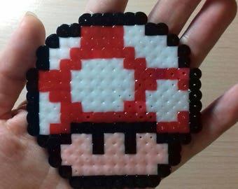 Super Mario Mushroom Figure