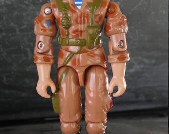 G. I. Joe Action Figure Red Star (v.1) 1991