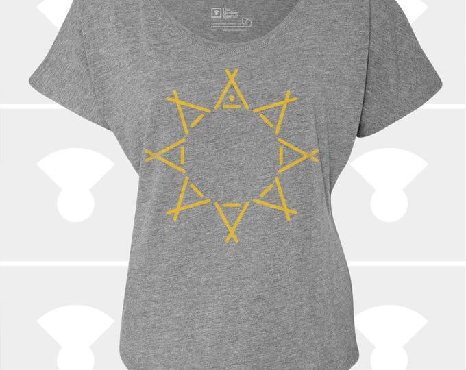 Featured listing image: Tent & Sun - Women's Dolman Shirt