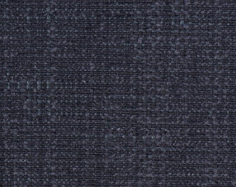 Robert Allen FABRIC - Robert Allen @Home - Bark Weave in Indigo