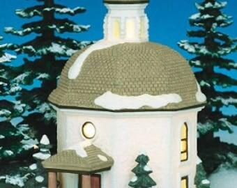 Silent Night Chapel Figurine