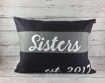 Personalized gift, gift for sister, best friend gift, sister-in-law gift, sorority gifts, bridesmaid gift, big little sorority, big sister
