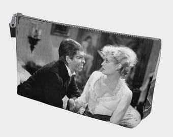 Jekyll & Hyde Me Too Makeup case black and white vintage film stars