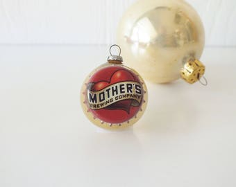 Mother's Brewing Beer Ornament
