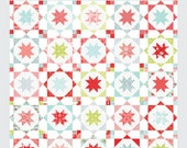 Sugar Plums Quilt Pattern - Star Quilt Pattern - Thimble Blossoms TB 220 - Layer Cake and FQ Friendly Quilt Pattern