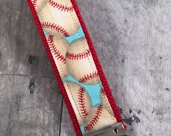 Key Fob - Baseball