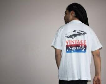 90s Vintage Volkswagon Retro Car Rockabilly Grunge T Shirt - 1990s Car Tee - 90s Clothing - MV0331