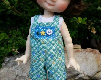 """GREEN is for SUMMER  made to fit 11"""" Patti Meadowdoll  by Darla"""
