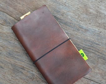 Travellor's Notebook/ Diary size  / Midori / Journal / Leather / Refill / Trending Now...