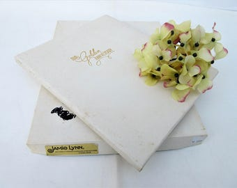 Vintage Golden Anniversary Book | Memory Book | 50th Wedding Anniversary | Wedding Anniversary | Wedding Album | Guest Book