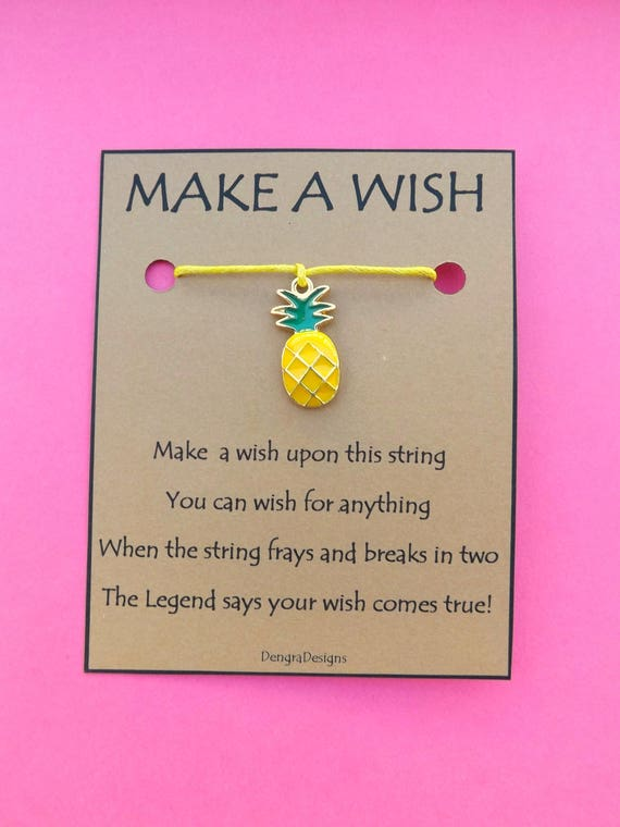 Pineapple Wish String