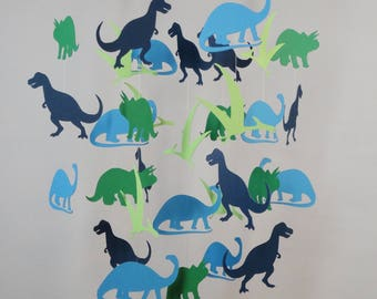 Dinosaurs Baby Mobile