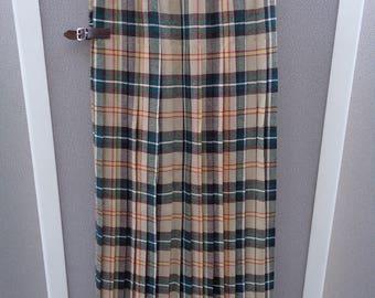 Brendella All Wool Long Skirt