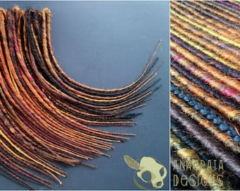 Bewitched* Double Ended Dread Half Set 25 DE READY to SHIP