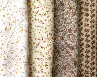 Fat Quarters, Silk Fabric, Sari Silk, FQ 188