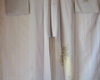 Vintage SILK Kimono#43