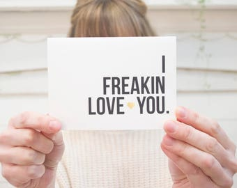 Funny Valentine's Day Card. Valentine's Day Card for Him. Valentine's Day Card for Her. Valentine's Day Card for friend. Galentine's Day