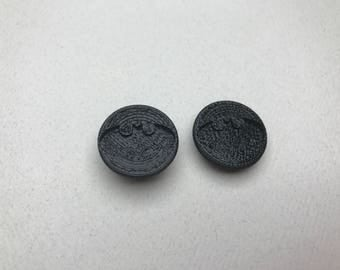 Fandom Caps for Fidget Spinners - Batman - Comfort Cap Style 3D printed toy