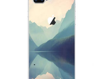 iPhone Decal Sticker Skin for iPhone X iPhone 8 8 Plus iPhone 5 5S SE 6 6S 6S Plus 7 7 Plus Cover Decals Stickers Covers Skins Nature 17