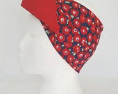 Poppy Retro Headscarf, Vi...