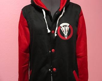 Blackwatch Overwatch Hoodie Jacket