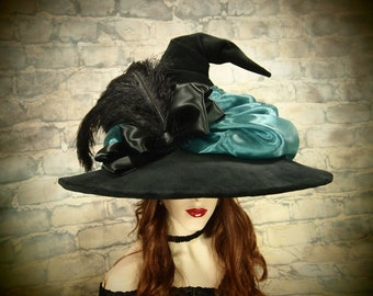 """Witch Hat """"Enchanted Evening"""""""