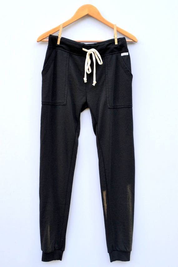 Ultimate French Terry Joggers - Black