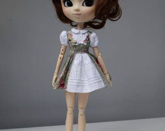 Bouquets dress   Pullip Obitsu by Atlier Milabrocc