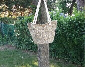 Crochet Summer Handbag
