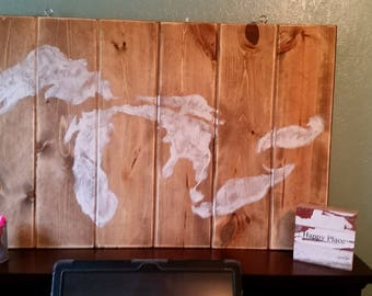Rustic Great Lakes Wall Art