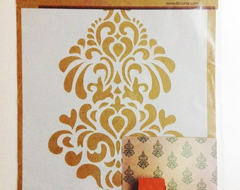 Traditional Painting stencils for wall and other DIY painting art