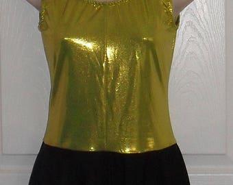 Stunningly Shiny Figure Skating Dress Women's Size small