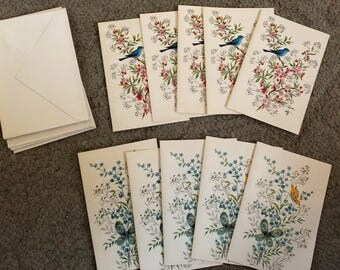 Vintage Blank Cards by HyTone