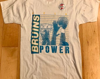 Vintage UCLA Bruins Basketball T Shirt