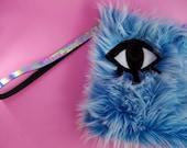 Frosty Blue Mini Monster Bag