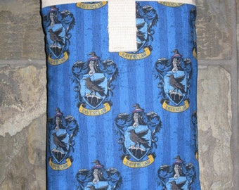 Harry Potter Ravenclaw Diaper Clutch