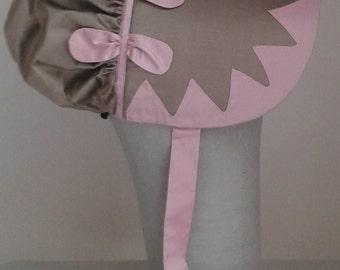 Regency/Jane Austen Replica Bonnet, handmade