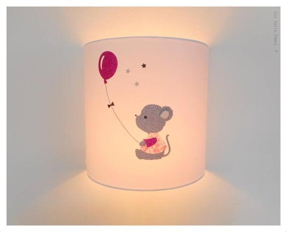 MINI MOUSE Wall Sconce